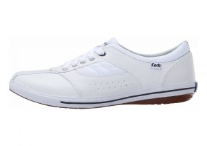 Keds Prestige White Leather