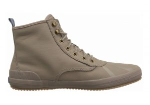 Keds Scout Boot Splash Twill Taupe