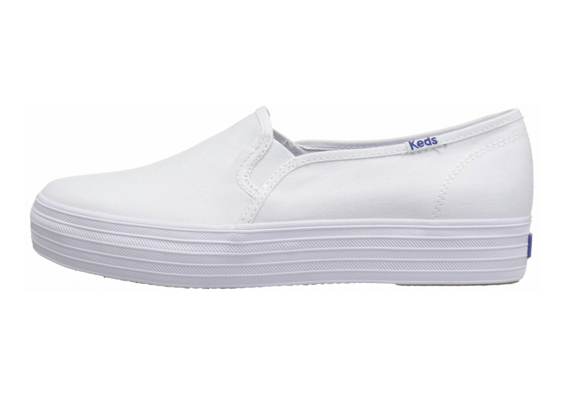 Keds Triple Decker White
