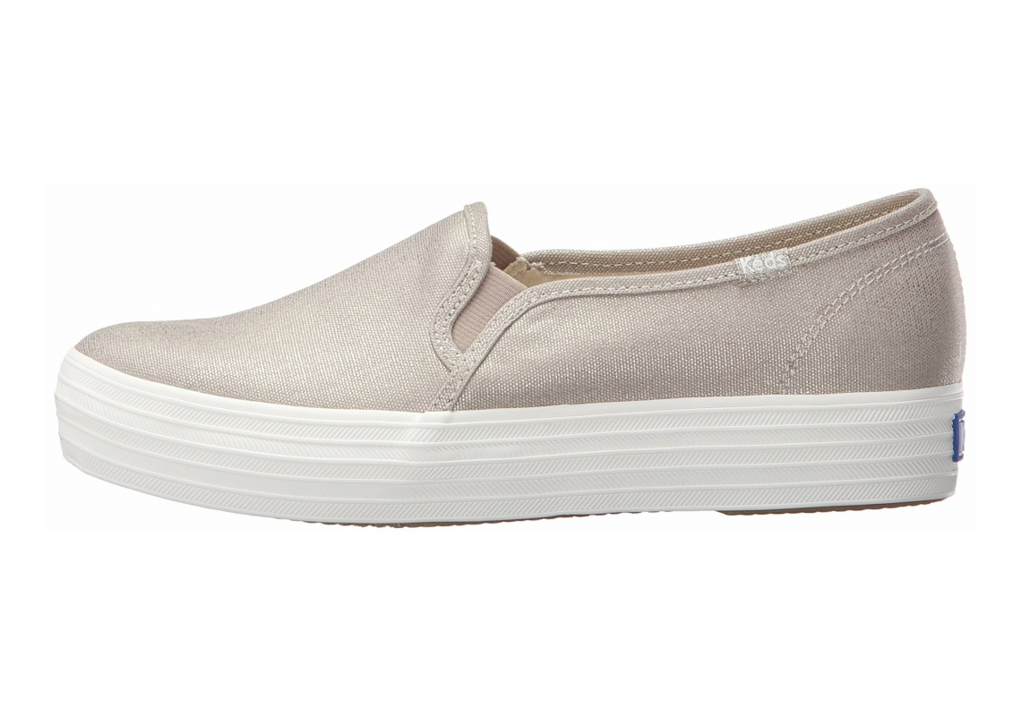 Keds Triple Decker Gold