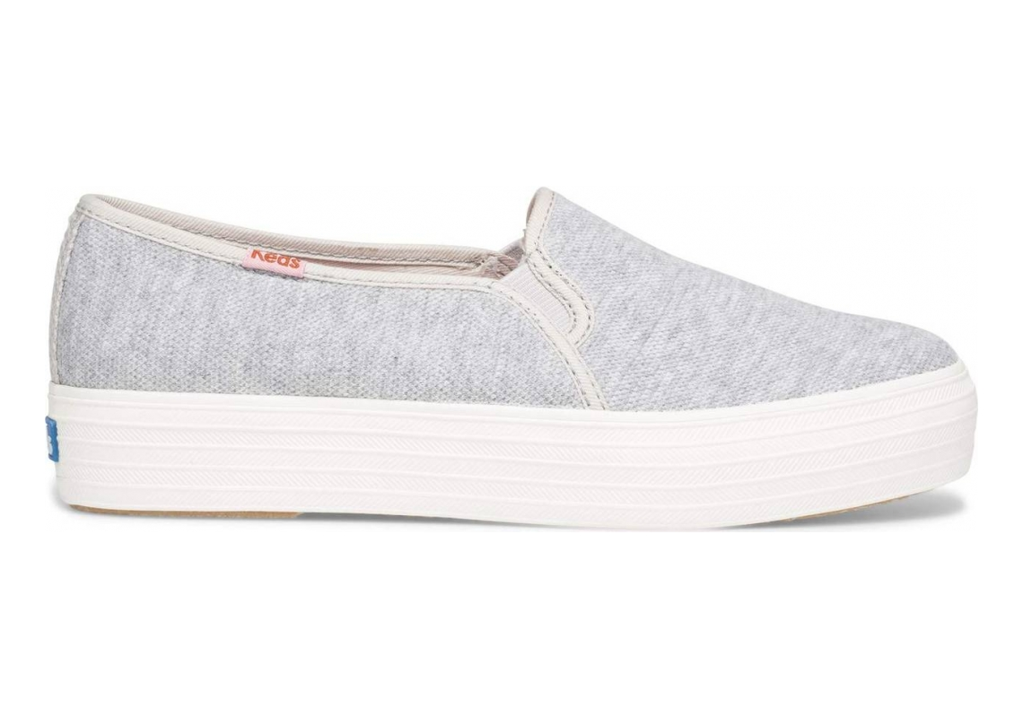 Keds Triple Decker Light Gray