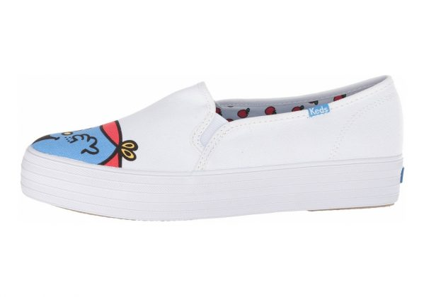 Keds x Little Miss Giggles Triple Decker Blue