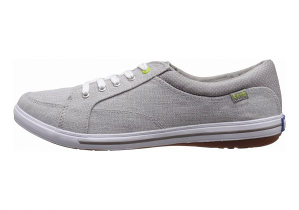Keds Vollie Drizzle Grey Canvas