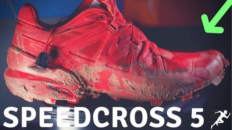 Salomon Speedcross 5 Red