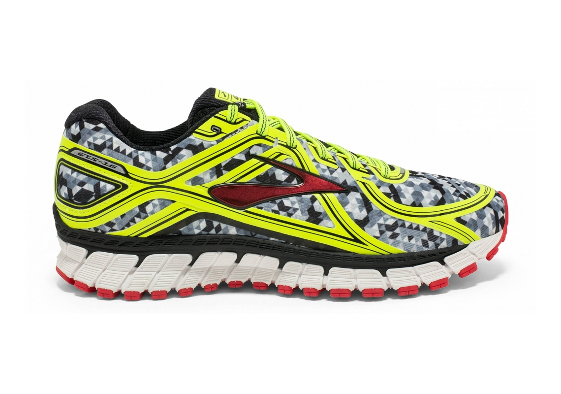 Brooks Adrenaline GTS 16 Kaleidoscope/Black/Nightlife