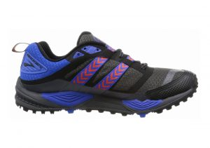 Brooks Cascadia 12 Multicolour (Anthracite/Electricblue/Black 098)