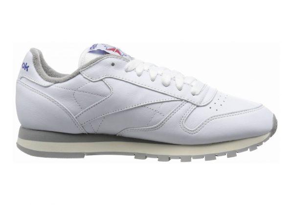 Reebok Classic Leather R12 White / Grey / sand
