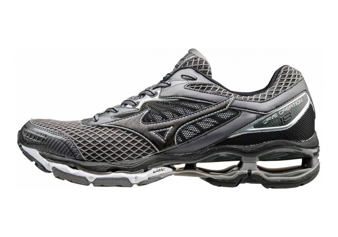 Mizuno Wave Creation 18 Silver