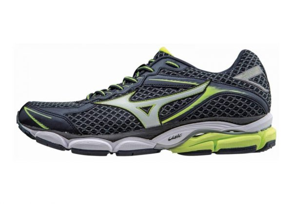 Mizuno Wave Ultima 7 Negro / Amarillo