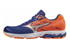 Mizuno Wave Catalyst 2 Dark Blue/Clownfish