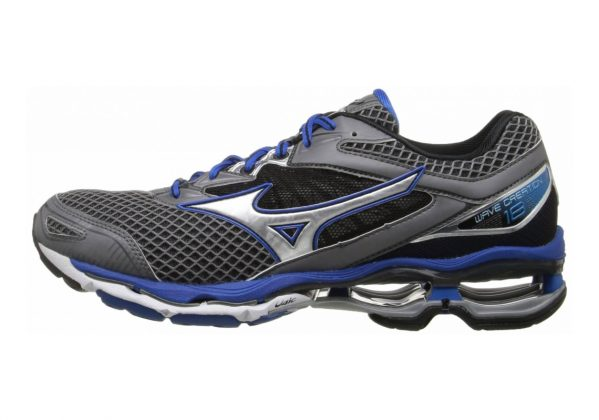 Mizuno Wave Creation 18 Steel Gray/Skydiver/Silver