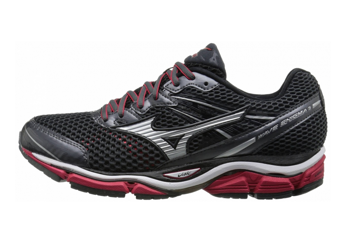 Mizuno Wave Enigma 5 Dark Shadow / Silver