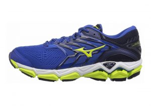 Mizuno Wave Horizon 2 Surf the Web/Lime Punch