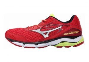 Mizuno Wave Inspire 12 Chinese Red/Silver