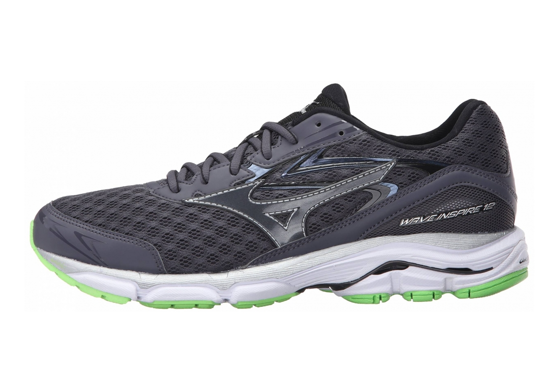 Mizuno Wave Inspire 12 Periscope/Green Flash