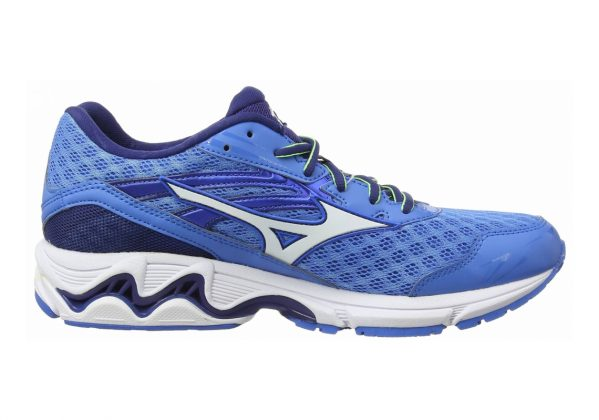 Mizuno Wave Inspire 12 Blue (French Blue/White/Twilight Blue)