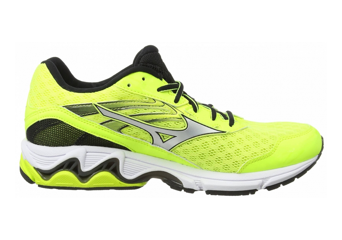 Mizuno Wave Inspire 12 Yellow
