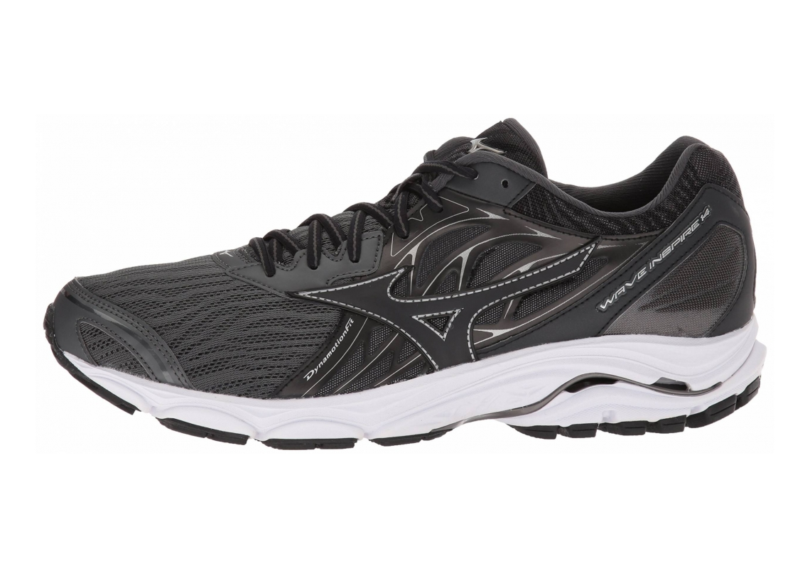 Mizuno Wave Inspire 14 Dark Shadow/Black