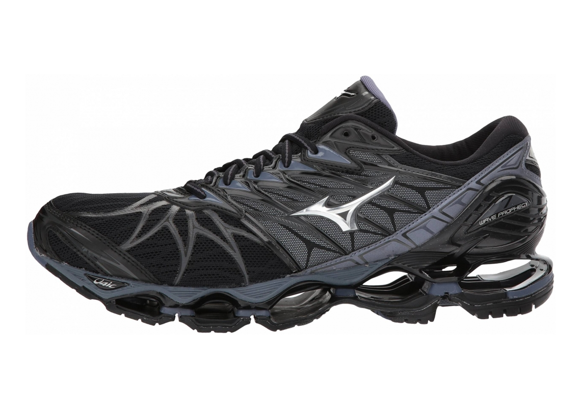 Mizuno Wave Prophecy 7 Black/Silver