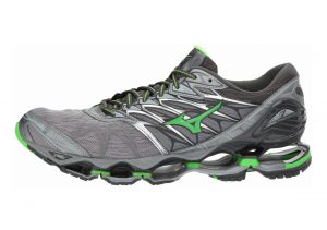 Mizuno Wave Prophecy 7 Monument/Green Slime