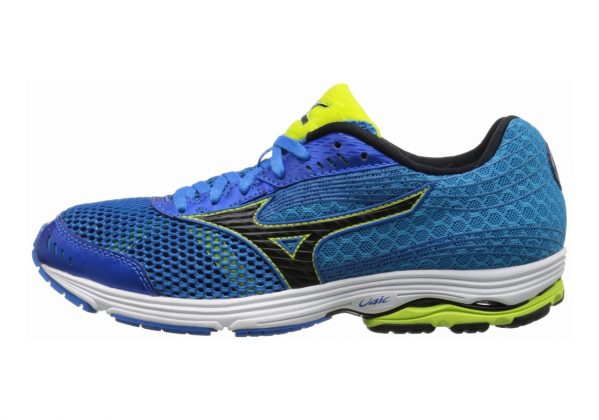 Mizuno Wave Sayonara 3 Electric Blue Lemonade/Black