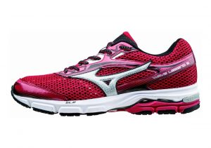 Mizuno Wave Legend 3 Red Light Grey Black