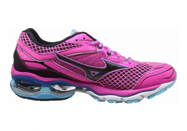 Mizuno Wave Creation 18 Turquoise (Electric/Black/Blue Atoll)