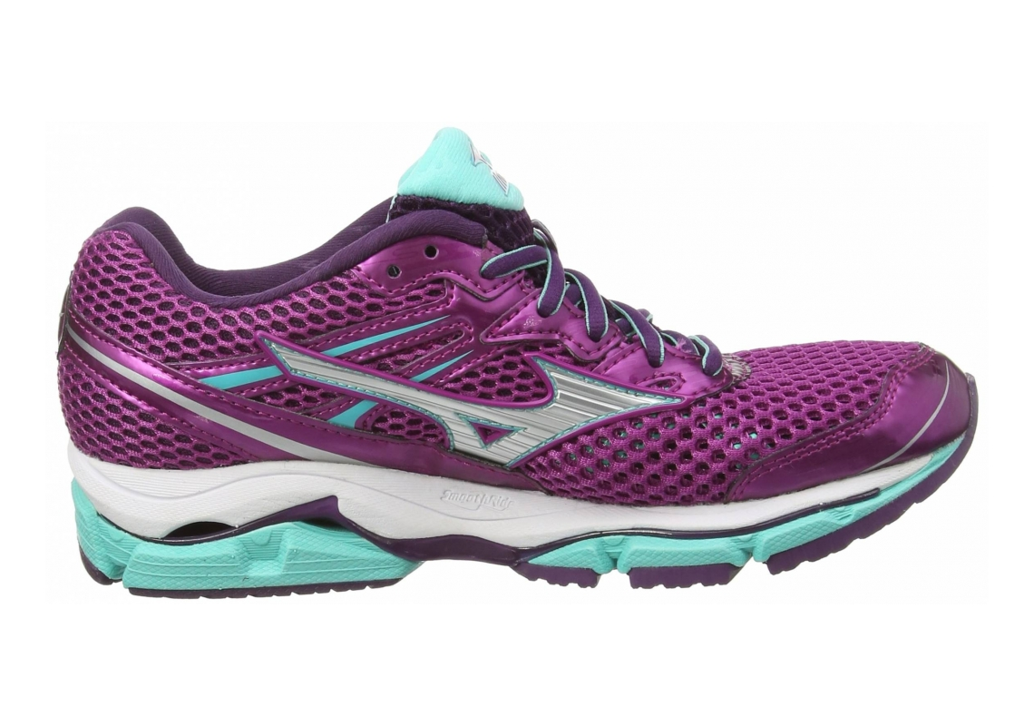 Mizuno Wave Enigma 5 Purple (Wild Aster/Silver)