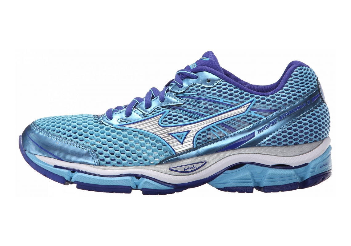 Mizuno Wave Enigma 5 Bleu - Blue (Bluegrotto/Silver/Cblue)