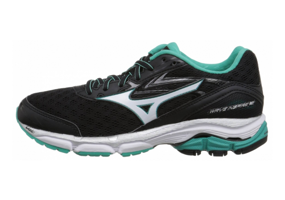 Mizuno Wave Inspire 12 Black/White