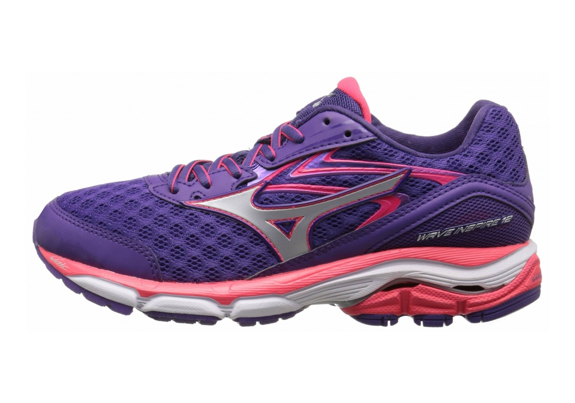 Mizuno Wave Inspire 12 Royal Purple/Silver