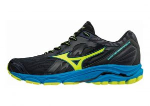 Mizuno Wave Inspire 14 Ombre Blue / Safety Yellow / Directoire Blue
