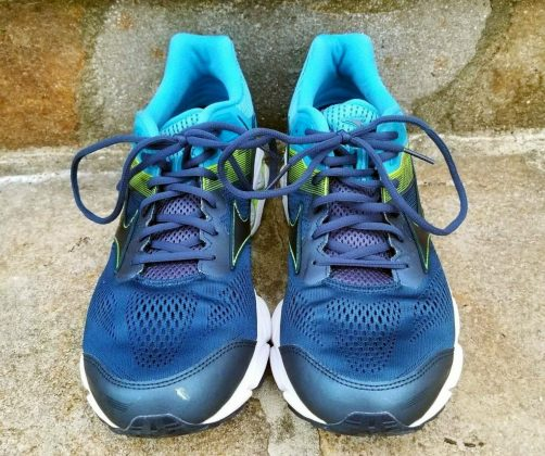 Mizuno Wave Inspire 15 Blue Wing Teal/Dress Blue