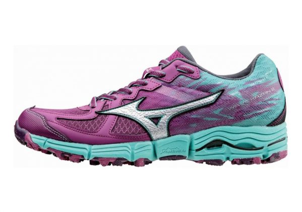 Mizuno Wave Kazan 2 Purple