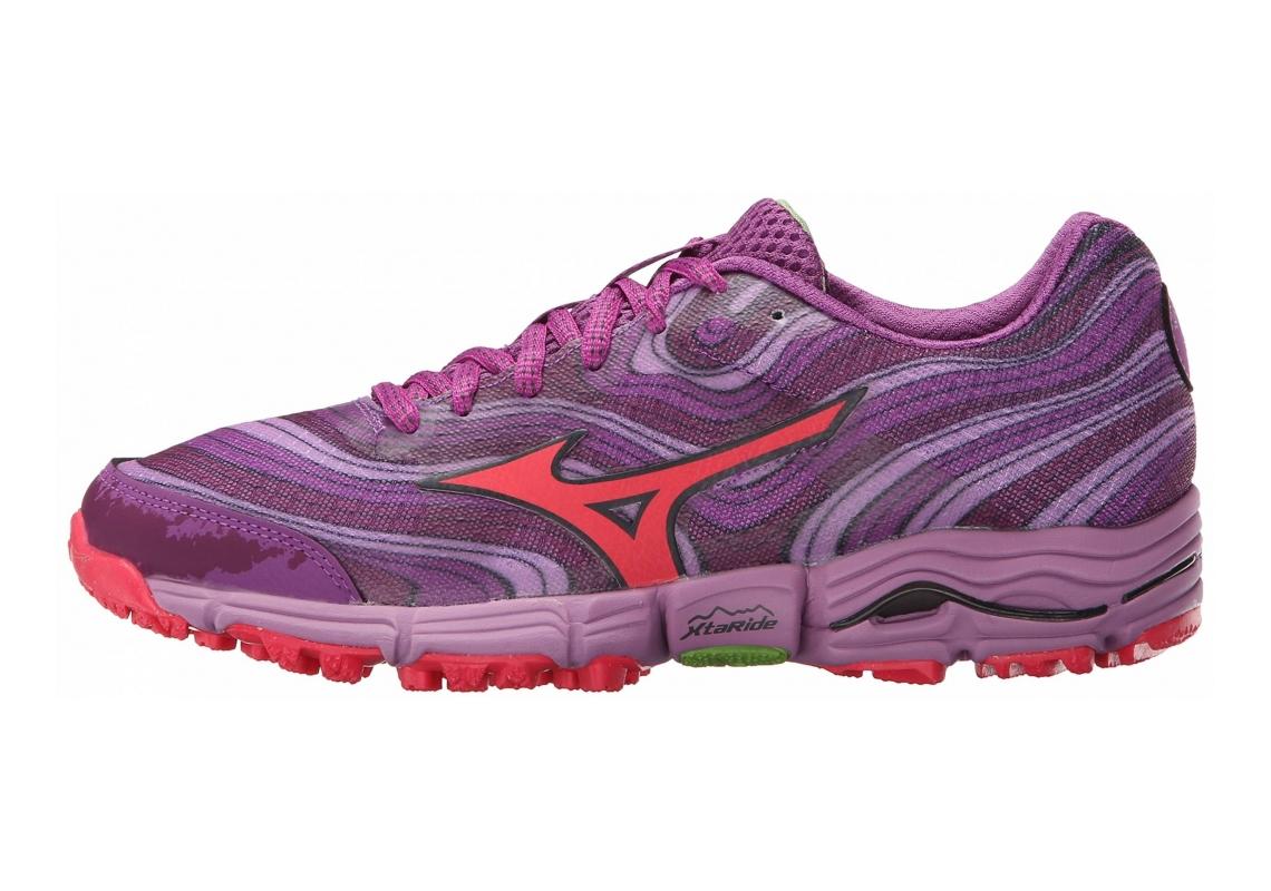 Mizuno Wave Kazan Purple/Pink