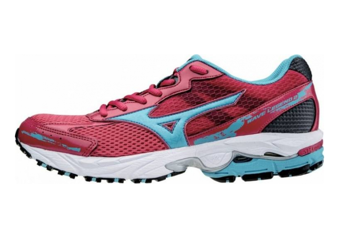 Mizuno Wave Legend 2 Pink