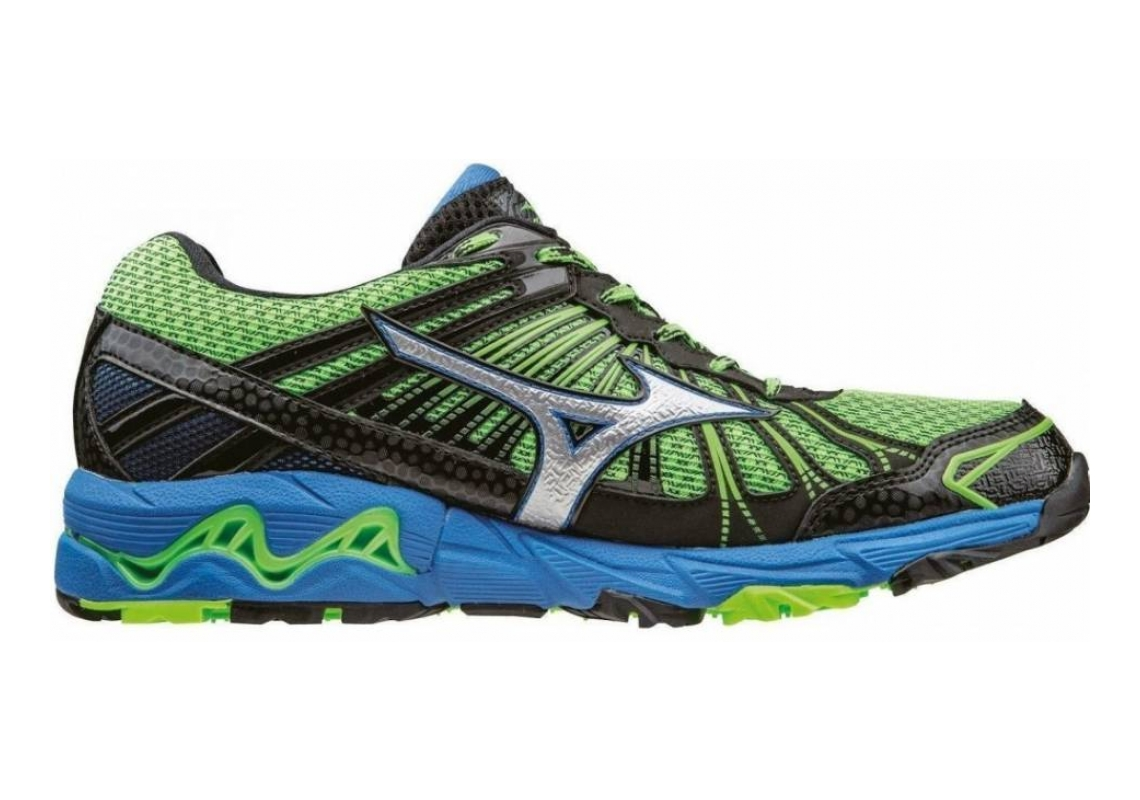 Mizuno Wave Mujin 3 GTX Green