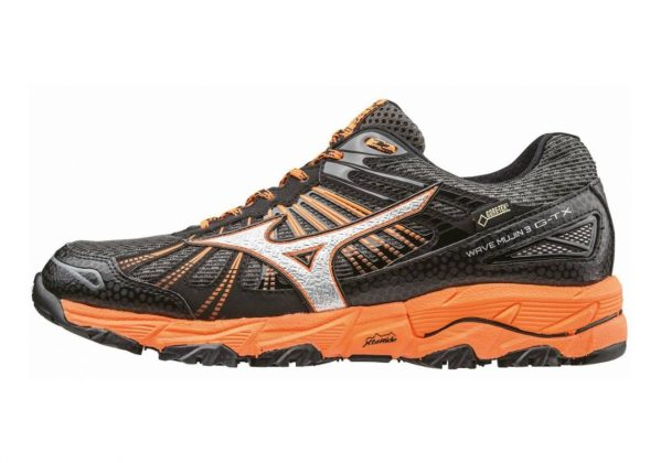 Mizuno Wave Mujin 3 GTX BLACK