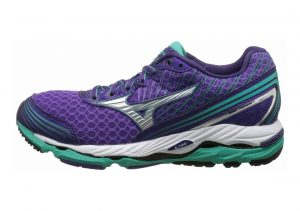 Mizuno Wave Paradox 2 Royal Purple/Silver