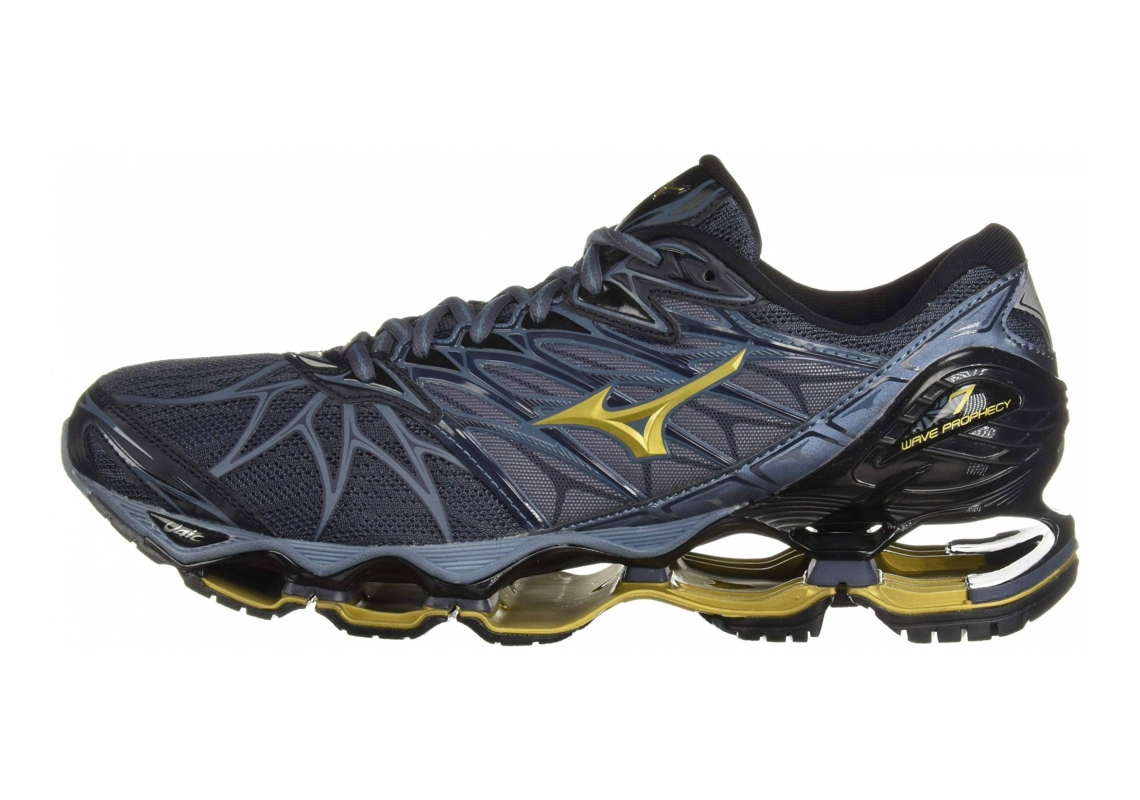 Mizuno Wave Prophecy 7 Black/Ombre Blue