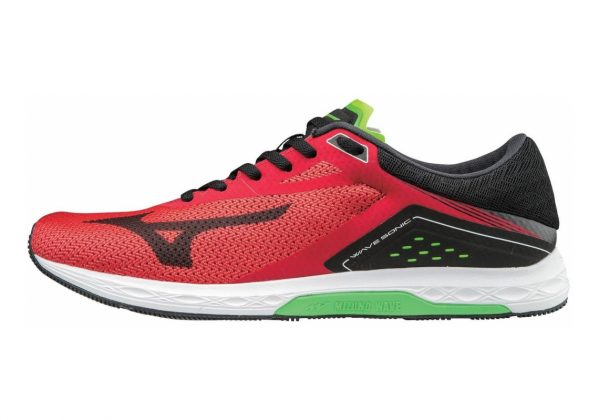 Mizuno Wave Sonic Red