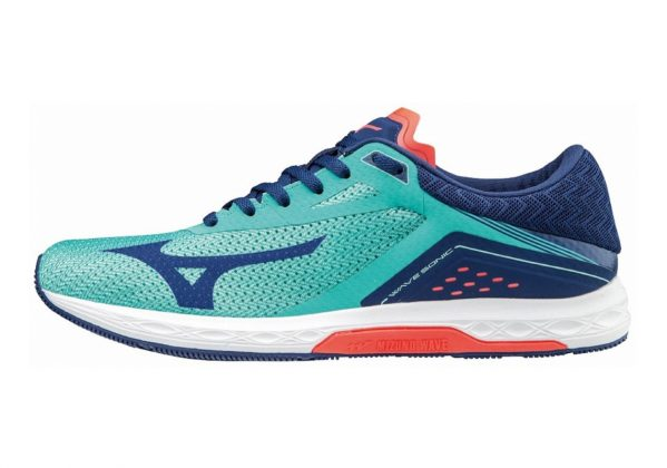 Mizuno Wave Sonic Blue