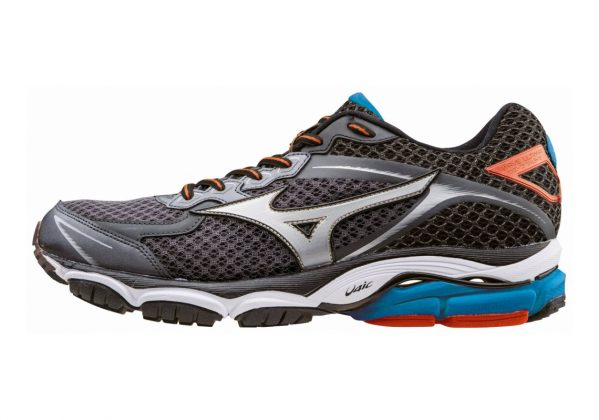 Mizuno Wave Ultima 7 Dark Shadow/Silver/Diva Blue