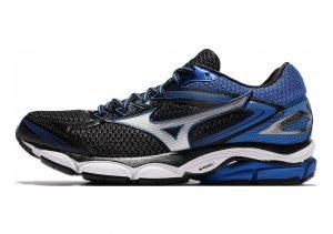 Mizuno Wave Ultima 8 black - blue - silver
