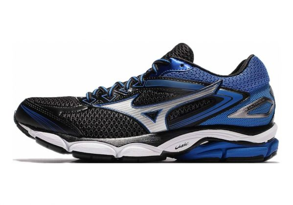 Mizuno Wave Ultima 8 black - blue - silver