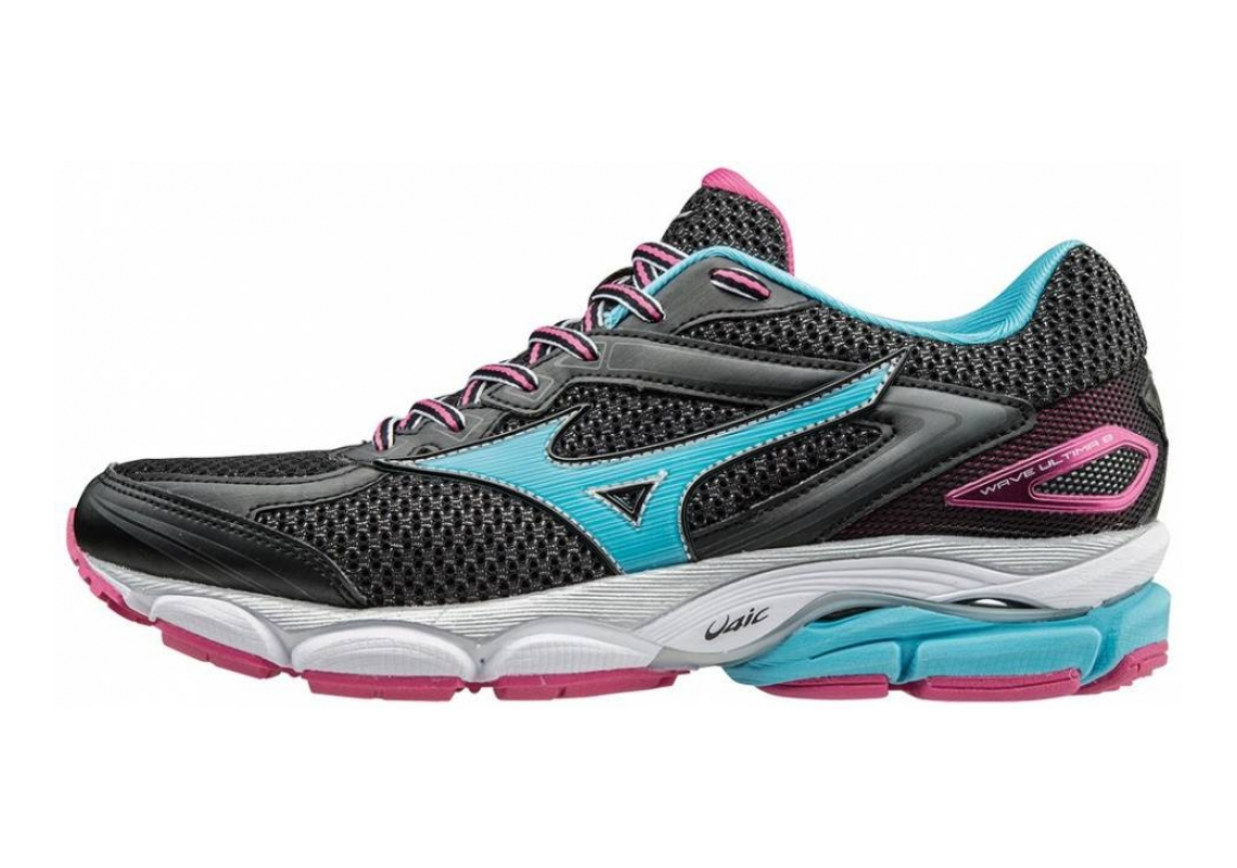 Mizuno Wave Ultima 8 black - blue - pink