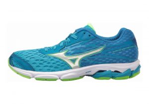 Mizuno Wave Catalyst 2 Diva Blue/Green Flash
