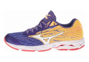 Mizuno Wave Catalyst 2 Purple/Orange Popsicle