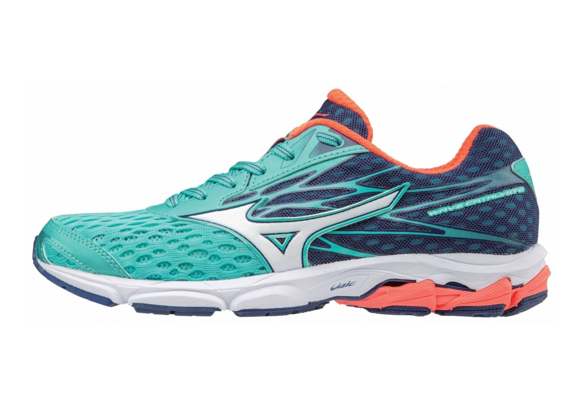 Mizuno Wave Catalyst 2 Turquoise/Fiery Coral