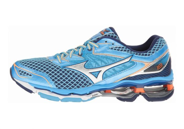 Mizuno Wave Creation 18 Blue